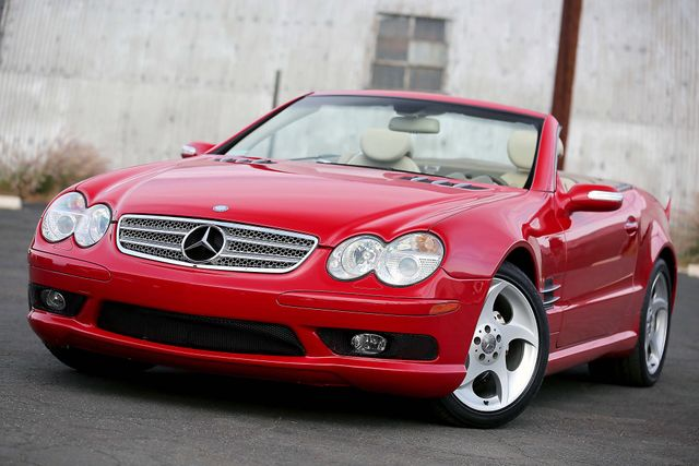 2004 mercedes benz sl class sl 500 for sale in los angeles for 2004 mercedes benz sl500 for sale