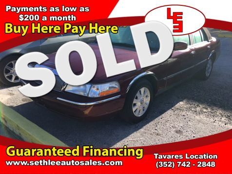 2004 Mercury Grand Marquis LS Premium in Tavares, FL