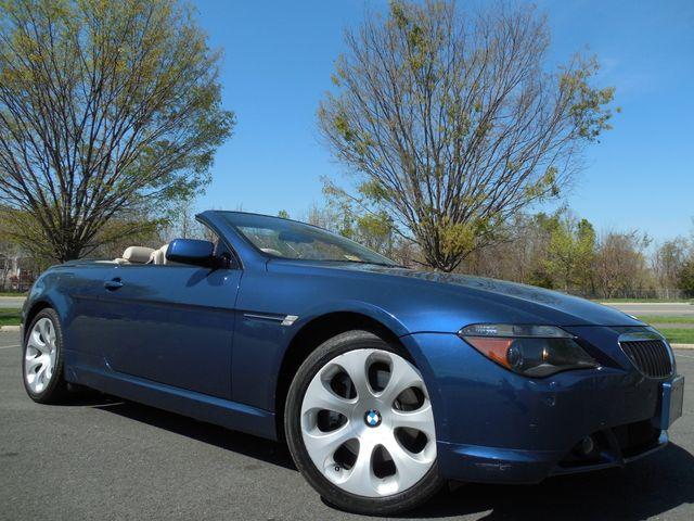 2005 BMW 645Ci Leesburg, Virginia 1