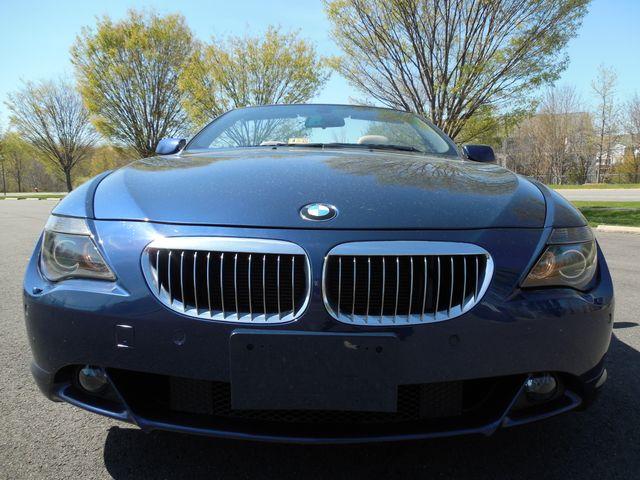 2005 BMW 645Ci Leesburg, Virginia 6
