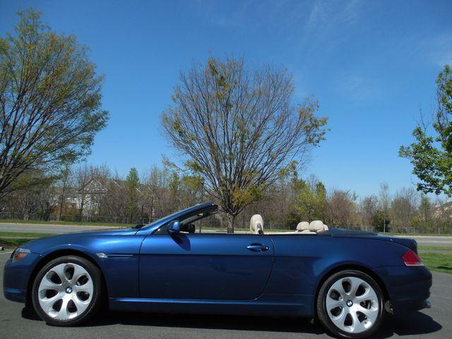 2005 BMW 645Ci Leesburg, Virginia 5