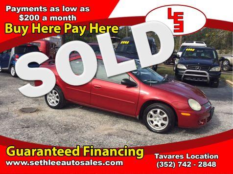 2005 Dodge Neon SXT in Tavares, FL