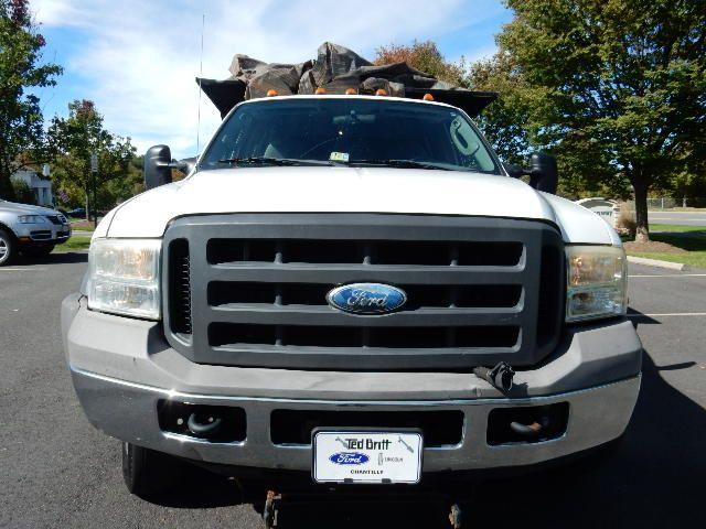 2005 Ford Super Duty F-550 DRW XL Leesburg, Virginia 6