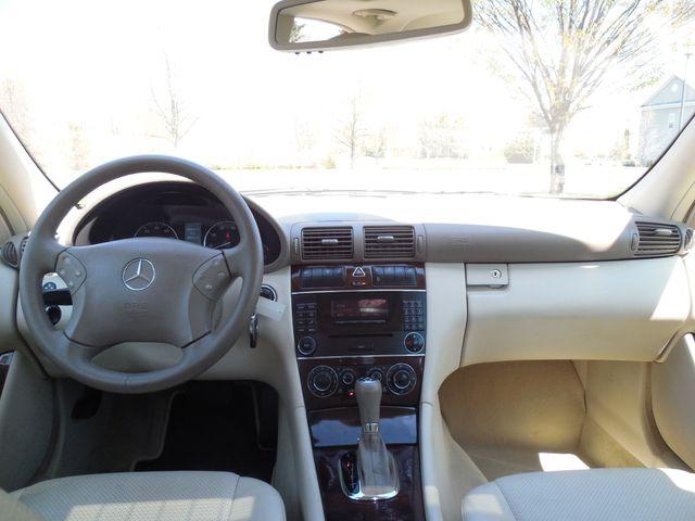 2005 Mercedes-Benz C240 2.6L 4MATIC Leesburg, Virginia 20