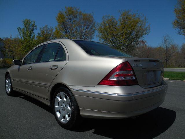 2005 Mercedes-Benz C240 2.6L 4MATIC Leesburg, Virginia 3