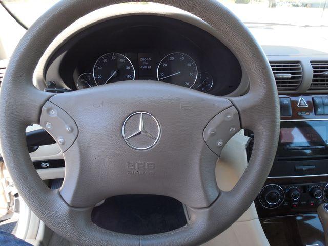 2005 Mercedes-Benz C240 2.6L 4MATIC Leesburg, Virginia 22
