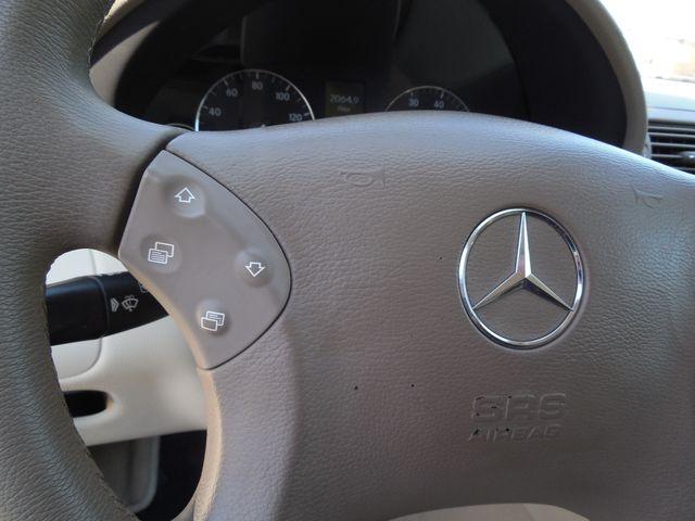 2005 Mercedes-Benz C240 2.6L 4MATIC Leesburg, Virginia 24