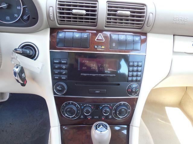 2005 Mercedes-Benz C240 2.6L 4MATIC Leesburg, Virginia 27