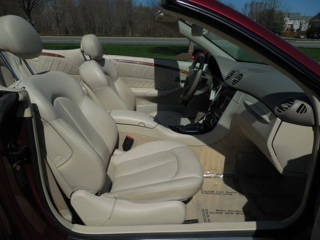 2005 Mercedes-Benz CLK500 5.0L Leesburg, Virginia 34