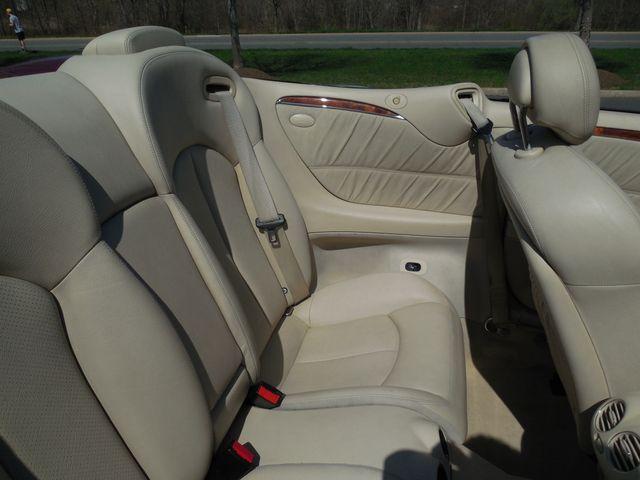 2005 Mercedes-Benz CLK500 5.0L Leesburg, Virginia 40