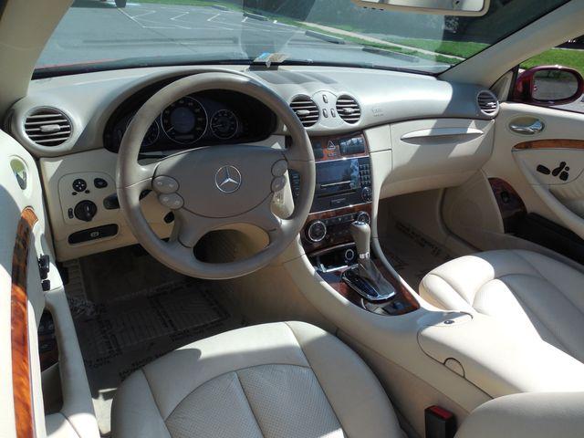 2005 Mercedes-Benz CLK500 5.0L Leesburg, Virginia 44