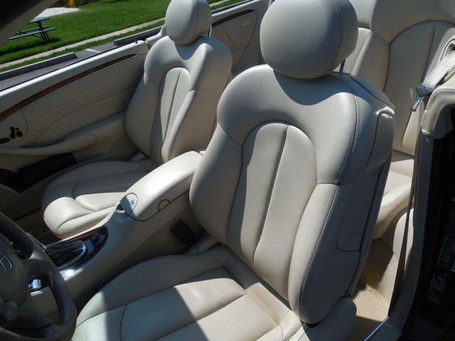 2005 Mercedes-Benz CLK500 5.0L Leesburg, Virginia 46