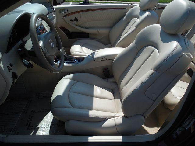 2005 Mercedes-Benz CLK500 5.0L Leesburg, Virginia 42