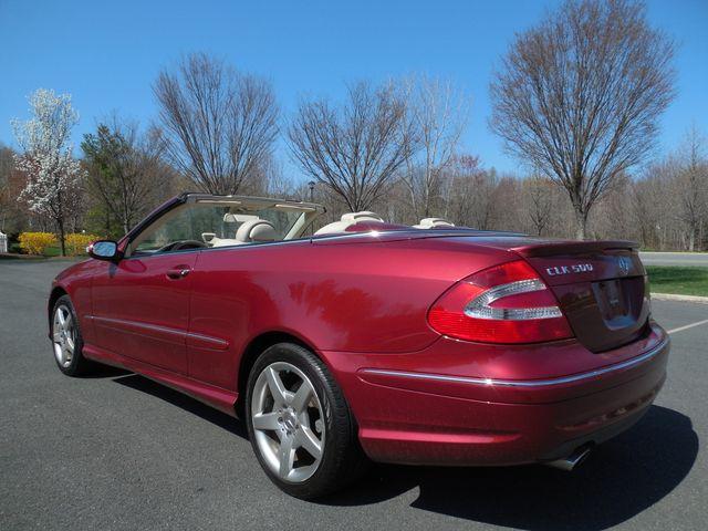 2005 Mercedes-Benz CLK500 5.0L Leesburg, Virginia 6