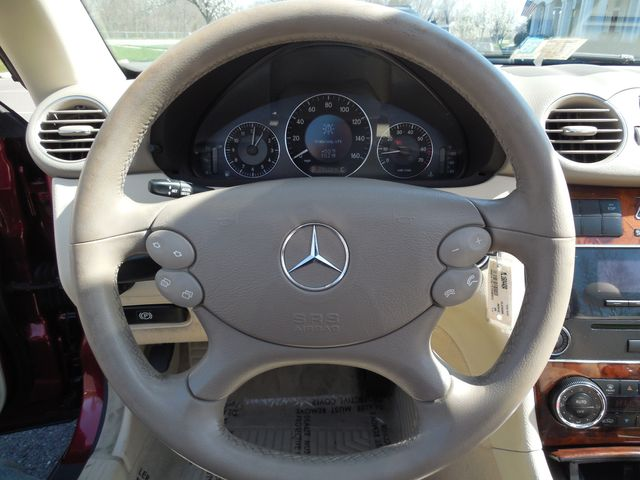 2005 Mercedes-Benz CLK500 5.0L Leesburg, Virginia 54