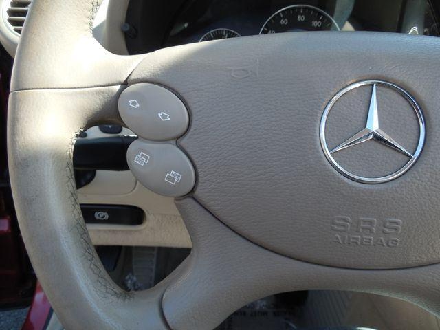 2005 Mercedes-Benz CLK500 5.0L Leesburg, Virginia 56