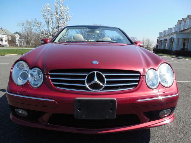 2005 Mercedes-Benz CLK500 5.0L Leesburg, Virginia 12