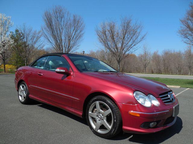 2005 Mercedes-Benz CLK500 5.0L Leesburg, Virginia 16