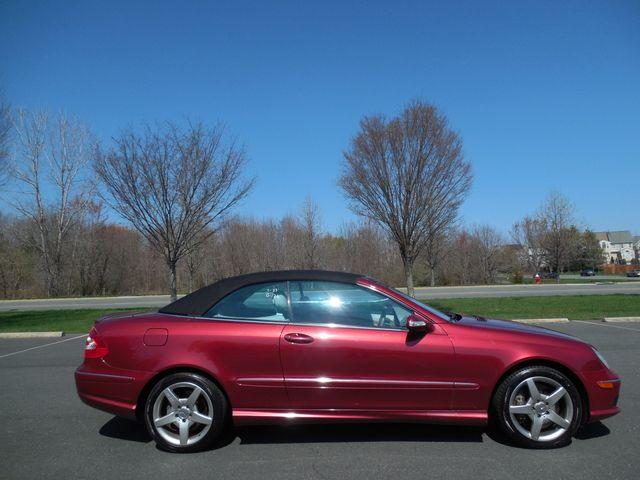 2005 Mercedes-Benz CLK500 5.0L Leesburg, Virginia 20