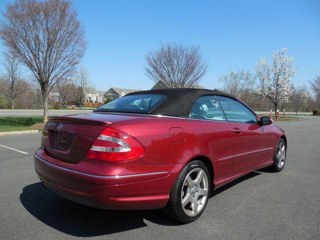 2005 Mercedes-Benz CLK500 5.0L Leesburg, Virginia 18