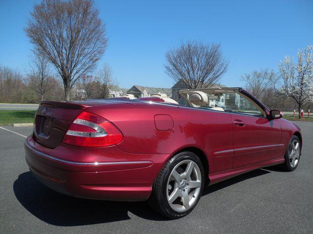 2005 Mercedes-Benz CLK500 5.0L Leesburg, Virginia 4