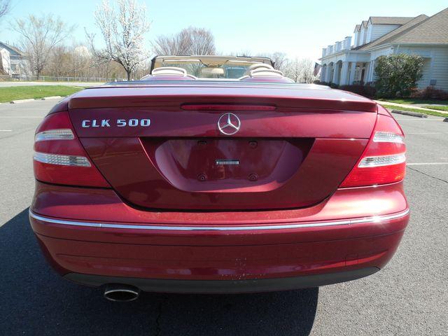 2005 Mercedes-Benz CLK500 5.0L Leesburg, Virginia 14