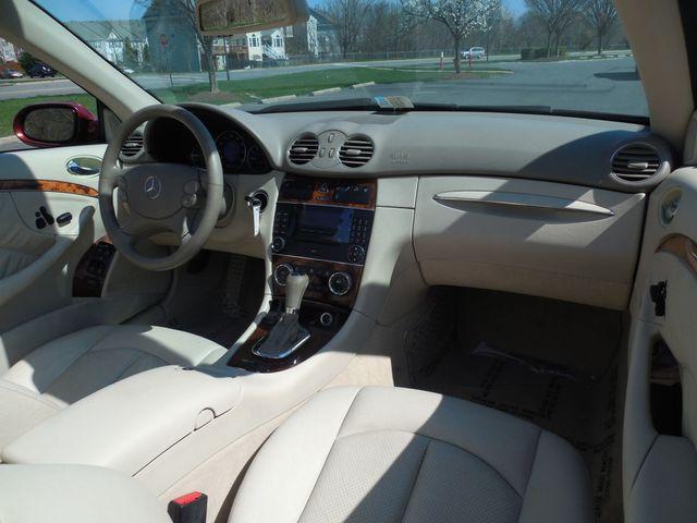 2005 Mercedes-Benz CLK500 5.0L Leesburg, Virginia 36