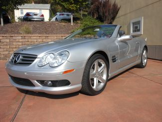2005 Mercedes-Benz SL500 5.0L Bridgeville, Pennsylvania 4