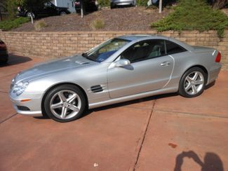 2005 Mercedes-Benz SL500 5.0L Bridgeville, Pennsylvania 5