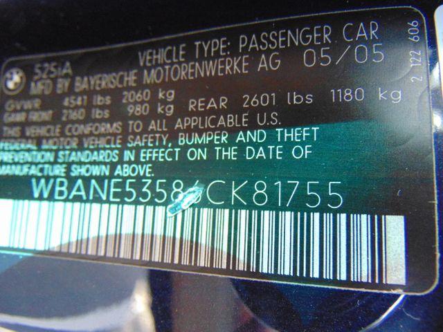 2006 BMW 525i Leesburg, Virginia 34