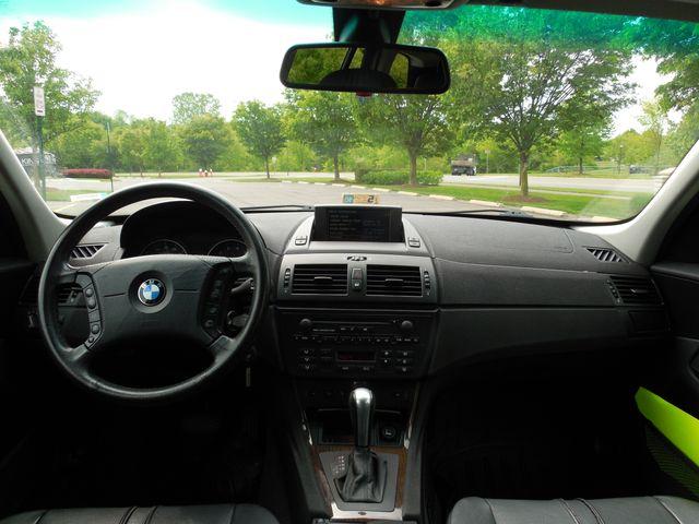 2006 BMW X3 3.0i 3.0I Leesburg, Virginia 26