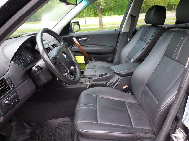 2006 BMW X3 3.0i 3.0I Leesburg, Virginia 32