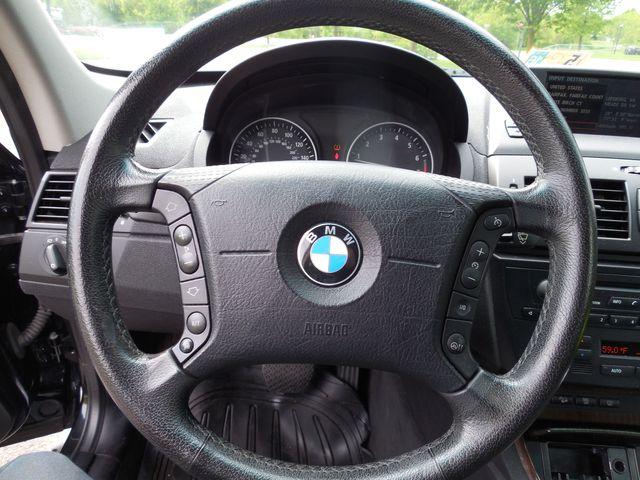 2006 BMW X3 3.0i 3.0I Leesburg, Virginia 36
