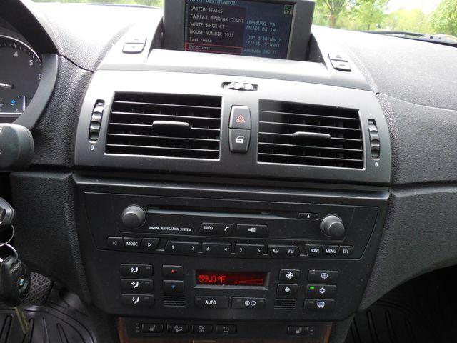 2006 BMW X3 3.0i 3.0I Leesburg, Virginia 44