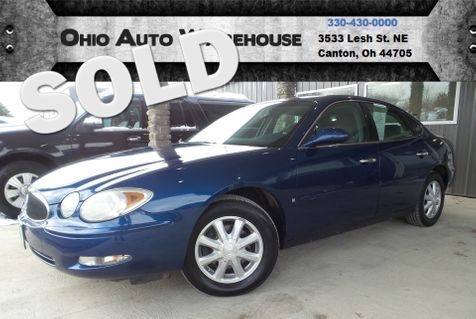 2006 Buick LaCrosse CX V6 97K LOW MILES Clean Carfax We Finance | Canton, Ohio | Ohio Auto Warehouse LLC in Canton, Ohio