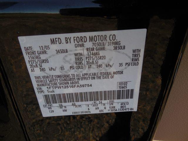 2006 Ford F-150 Lariat Leesburg, Virginia 50