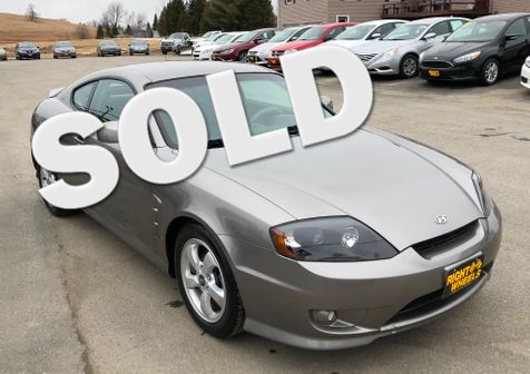 2006 Hyundai Tiburon GS in Derby, Vermont