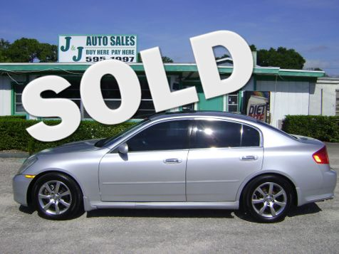 2006 Infiniti G35  in Fort Pierce, FL