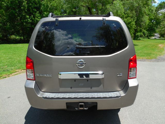 2006 Nissan Pathfinder LE Leesburg, Virginia 4