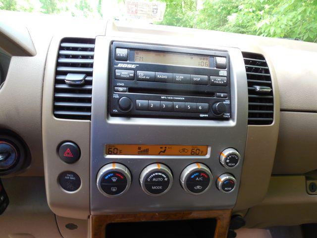 2006 Nissan Pathfinder LE Leesburg, Virginia 23