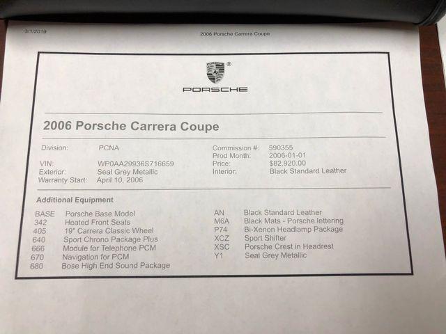 2006 Porsche 911 Carrera Longwood, FL 36