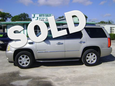 2007 Cadillac Escalade LUXURY in Fort Pierce, FL