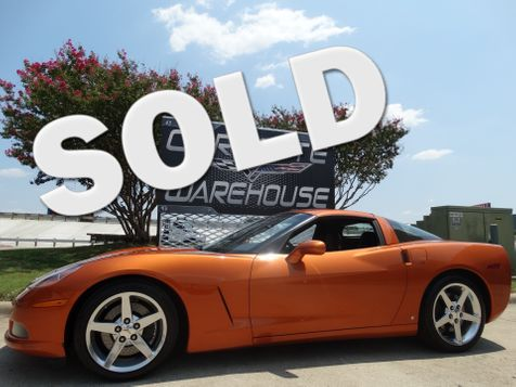 2007 Chevrolet Corvette Coupe 2LT, Z51, Auto, Polished Wheels 90k! | Dallas, Texas | Corvette Warehouse  in Dallas, Texas