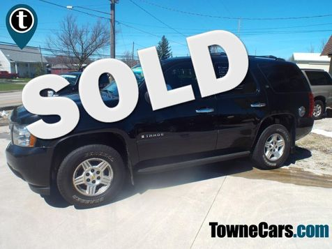 2007 Chevrolet Tahoe LS | Medina, OH | Towne Auto Sales in Medina, OH
