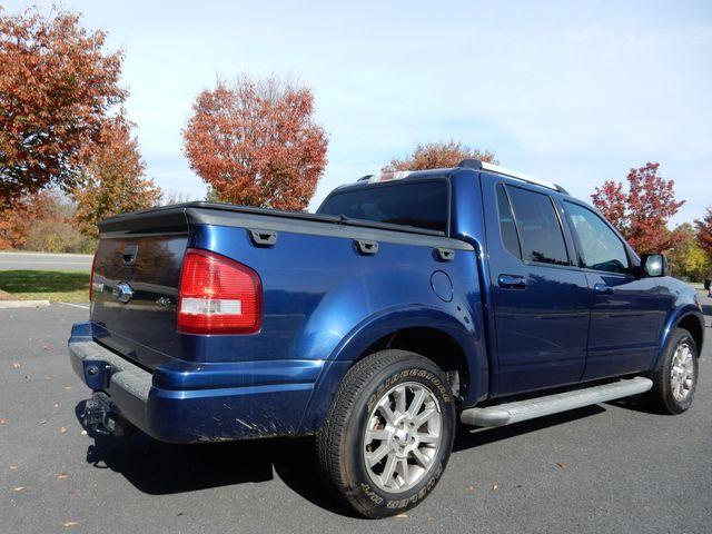 2007 Ford Explorer Sport Trac Limited Leesburg, Virginia 2