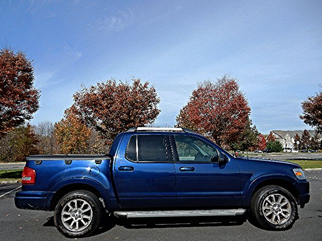 2007 Ford Explorer Sport Trac Limited Leesburg, Virginia 4