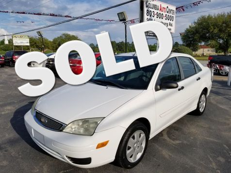2007 Ford FOCUS ZX4 in Columbia, SC