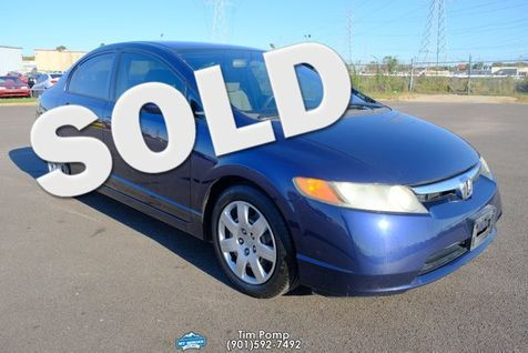 2007 Honda Civic LX | Memphis, Tennessee | Tim Pomp - The Auto Broker in Memphis, Tennessee