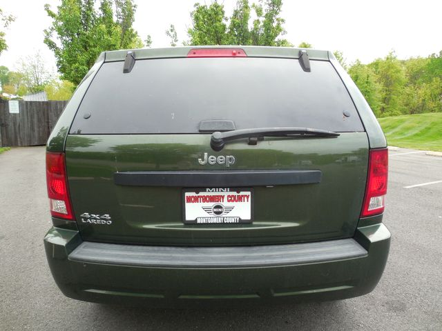 2007 Jeep Grand Cherokee Laredo 4X4 Leesburg, Virginia 7