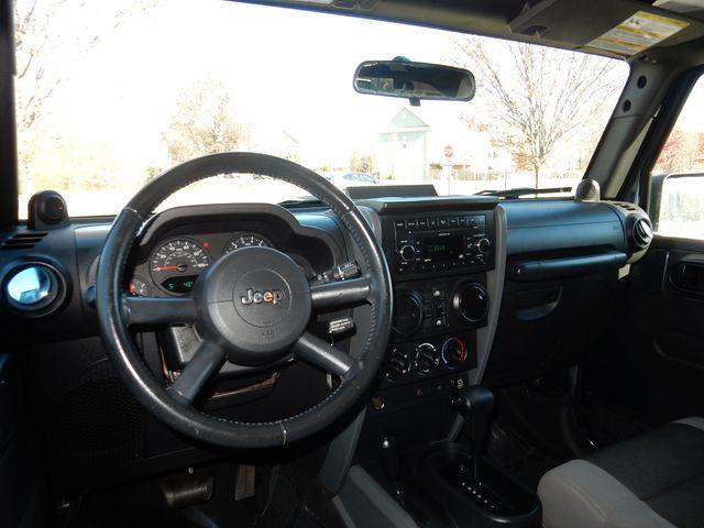 2007 Jeep Wrangler Unlimited X Leesburg, Virginia 19
